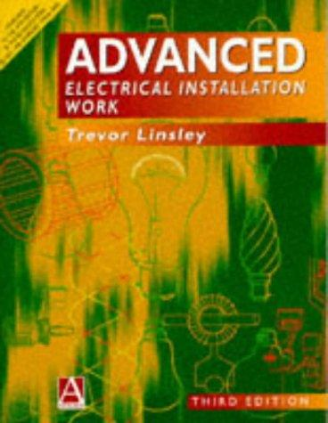 Download Advanced electrical installation work