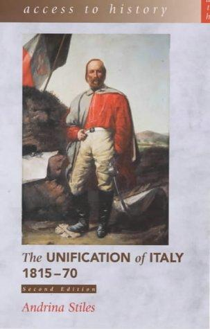 Download The Unification of Italy, 1815-70 (Access to History)