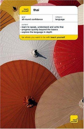 Teach Yourself Thai (Teach Yourself Complete Courses)
