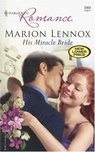 Download His Miracle Bride (Harlequin Romance)