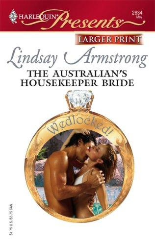 Download The Australian's Housekeeper Bride (Harlequin Presents)