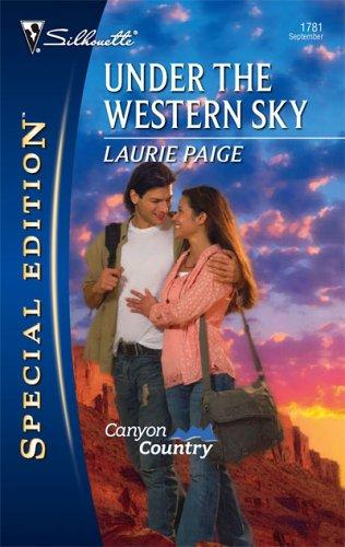 Under The Western Sky by Laurie Paige