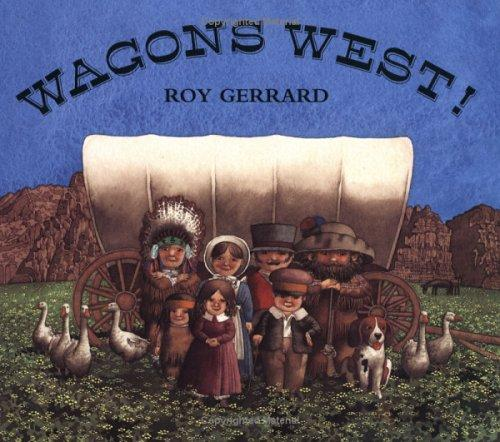 Download Wagons west!