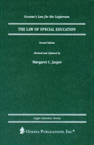 Download The law of special education