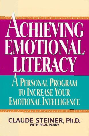 Download Achieving emotional literacy