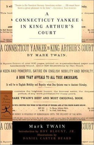 Download A Connecticut Yankee in King Arthur's court