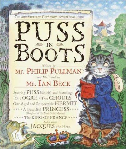 Puss in Boots by Philip Pullman
