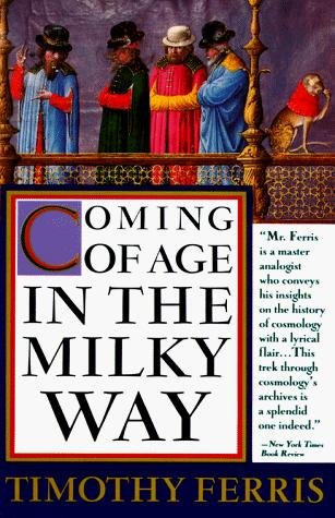 Dr. Carolyn Porco recommends Coming of Age in the Milky Way