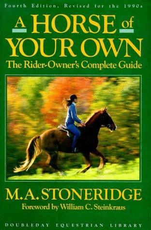Download A horse of your own