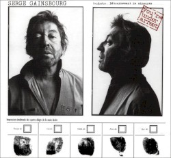 You're Under Arrest by Serge Gainsbourg