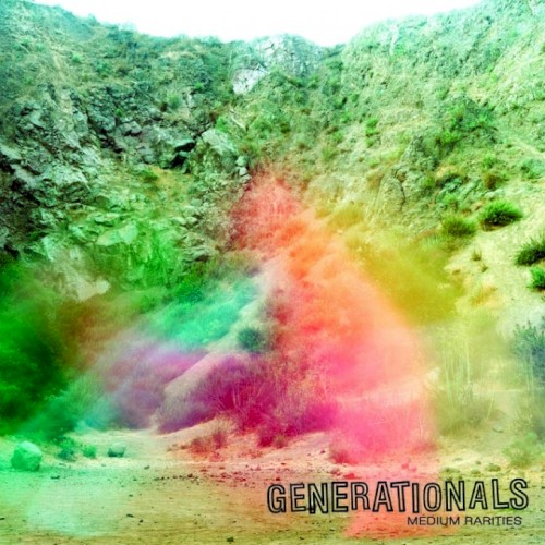 Generationals - Green Leaf Black Heart