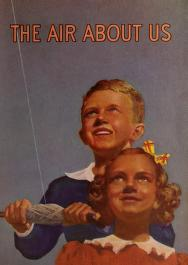 Cover of: The air about us | Bertha Morris Parker