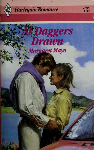 Cover of: At Daggers Drawn   Margaret Mayo