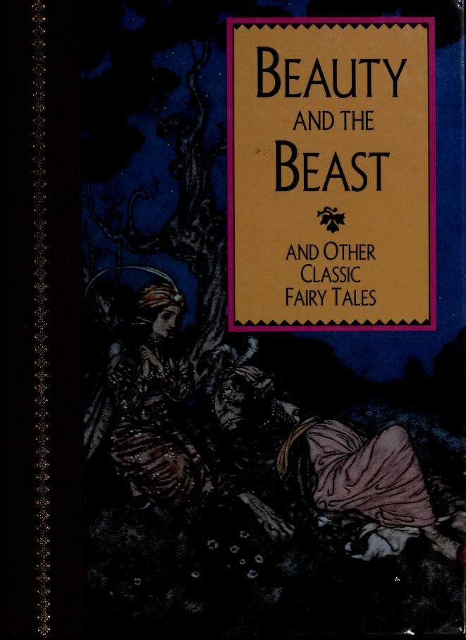Beauty and the beast by Arthur Thomas Quiller-Couch