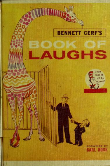 Bennett Cerf's Book of Laughs by Vinton G. Cerf, Carl Rose