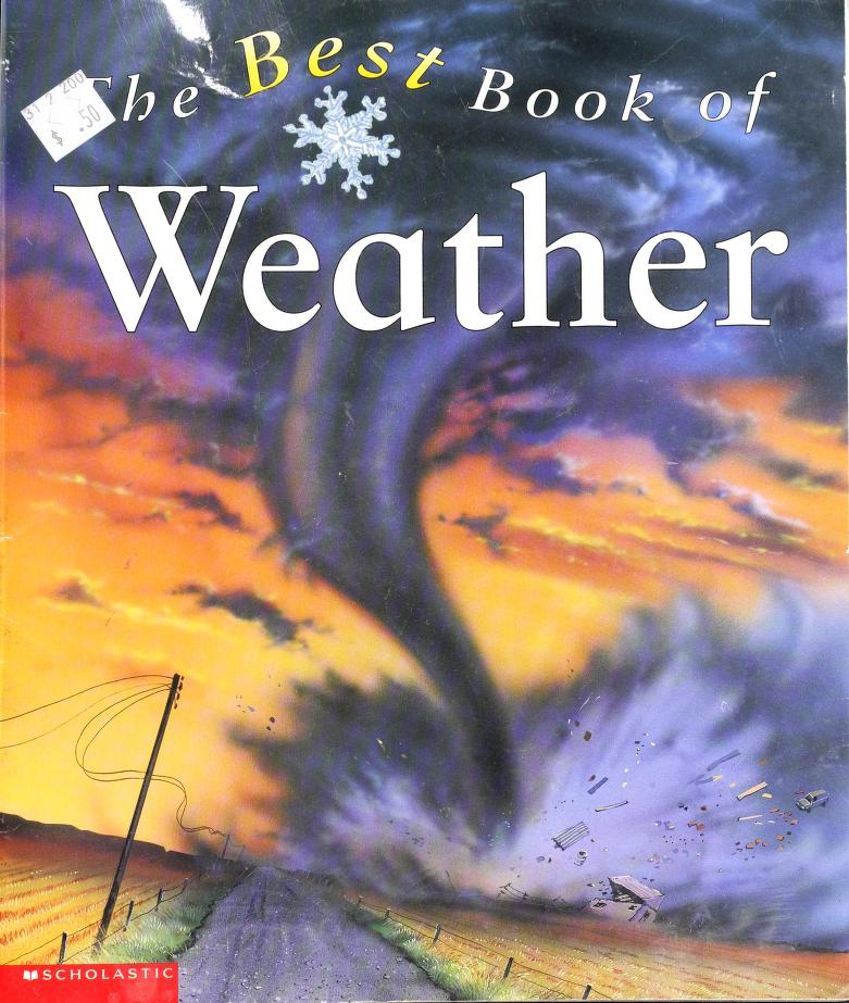 The Best Book of Weather by Simon Adams
