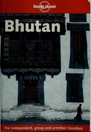 Cover of: Bhutan | Stan Armington