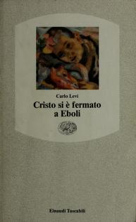 Cover of: Cristo Si E Fermato a Eboli | Carlo Levi
