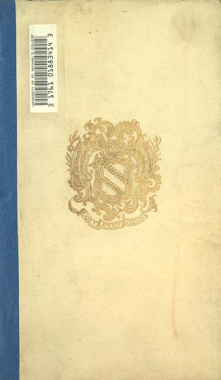 The history of the rebellion and civil wars in England by Edward Hyde, 1st Earl of Clarendon