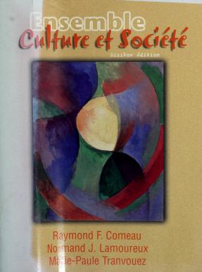 Cover of: Ensemble | Raymond F. Comeau