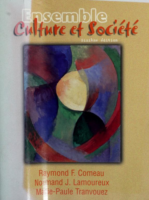 Ensemble by Raymond F. Comeau