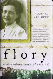 Cover of: Flory | Flory A. Van Beek