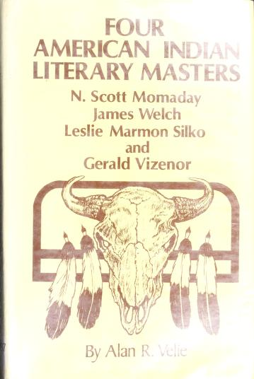 Cover of: Four American Indian literary masters | Alan R. Velie