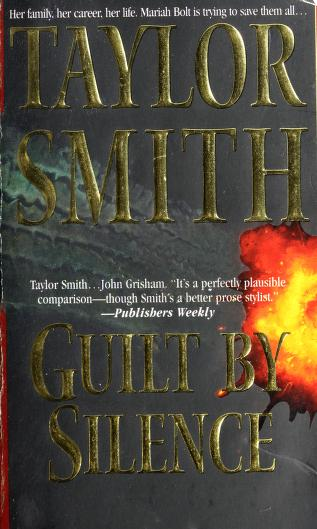Cover of: Guilt by silence | Taylor Smith