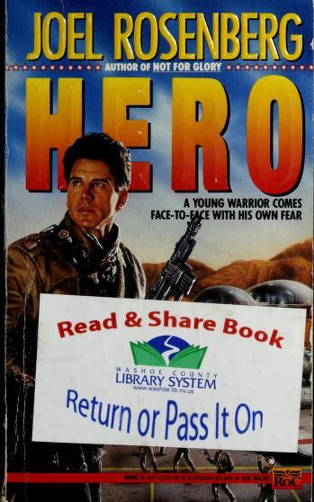 Cover of: Hero | Joel Rosenberg