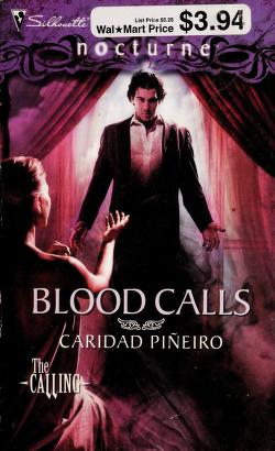 Cover of: Blood calls | Caridad Scordato