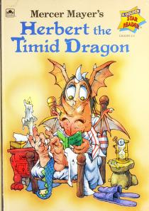 Cover of: Mercer Mayer's Herbert the timid dragon. by Mercer Mayer