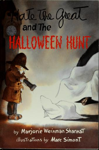 Cover of: Nate the Great and the Halloween hunt | Marjorie Weinman Sharmat