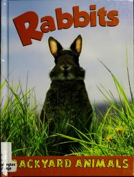 Cover of: Rabbits | Annalise Bekkering