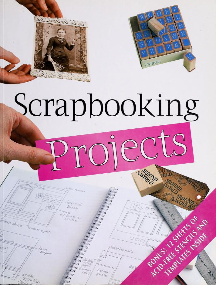 Scrapbooking Projects by RIDDELL LOUISE