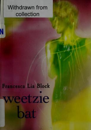 Cover of: Weetzie Bat | Francesca Lia Block
