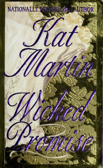 Wicked promise by Kat Martin