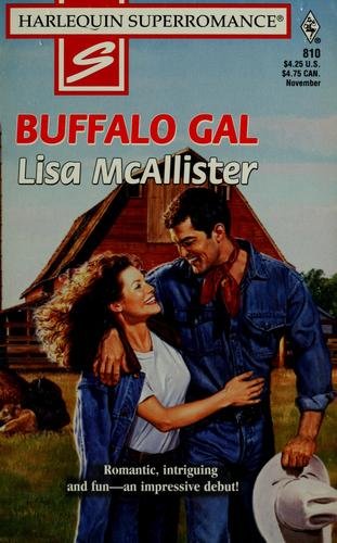 Buffalo Gal by Lisa McAllister