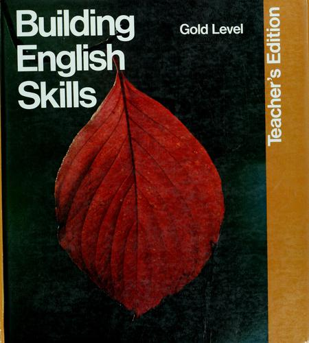 Building English skills by