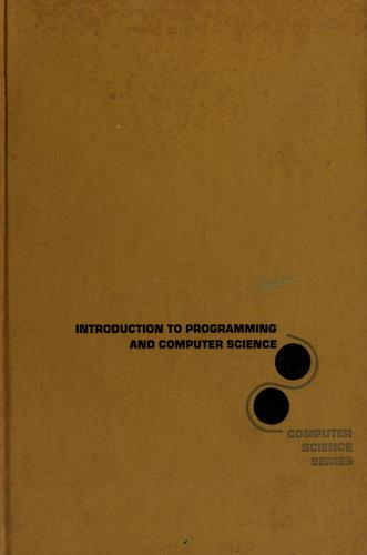Introduction to programming and computer science