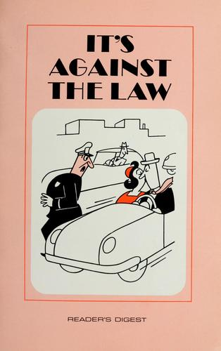 It's against the law! by Dick Hyman
