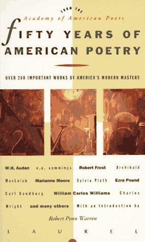 Fifty Years of American Poetry by Academy of American Poets.