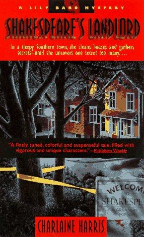 Shakespeare's Landlord (Lily Bard Mysteries) by Charlaine Harris