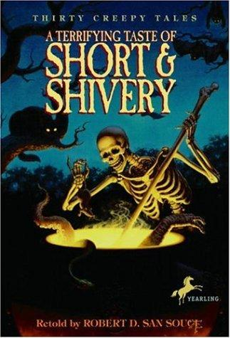 A Terrifying Taste of Short & Shivery by Robert D.