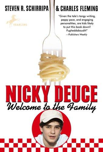 Nicky Deuce by Steve Schirripa, Charles Fleming