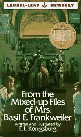 From the Mixed-Up Files of Mrs. Basil E. Frankweiler (Laurel Leaf Books) by E.L. Konigsburg