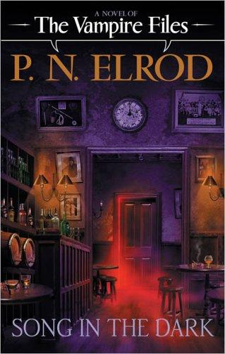 Song in the dark by P. N. Elrod