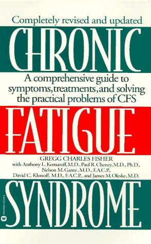Chronic fatigue syndrome by Gregg Charles Fisher
