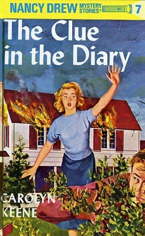 The Clue in the Diary by Mildred Wirt Benson