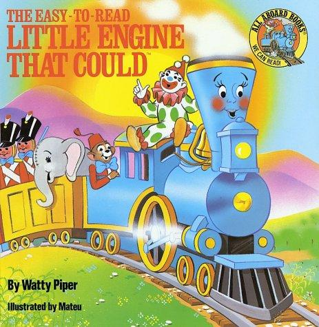 The easy-to-read little engine that could by Walter Retan