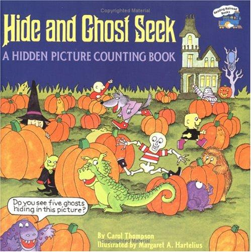 Hide and ghost seek by Carol Thompson